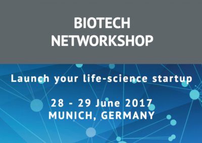 11. Biotech NetWorkshop