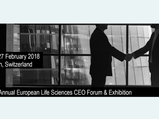 11th Annual European Life Sciences CEO Forum & Exhibition