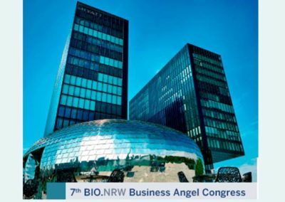 07th BIO.NRW Business Angel Congress