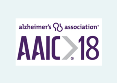 AAIC 2018 – Chicago