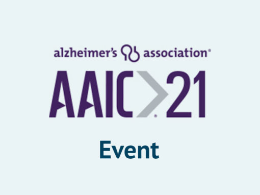 Dr. Dagmar Juergens will attend the annual AAIC online conference